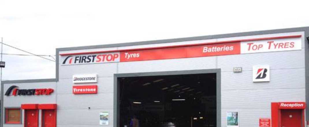 FIRST STOP - Top Tyres, Wexford - Our Story
