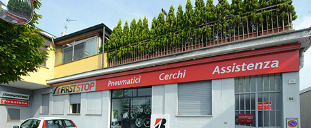 FIRST STOP BARATTI PNEUMATICI - Our Story