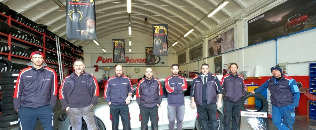 FIRST STOP PUNTOGOMME - Our Story