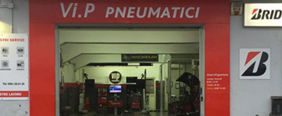 FIRST STOP VI.P. PNEUMATICI - Our Story