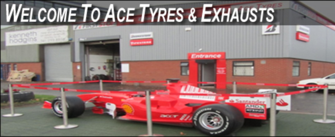 FIRST STOP - Ace Tyres and Exhausts, Dublin - Our Story
