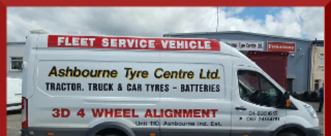 FIRST STOP - Ashbourne Tyres - Our Story