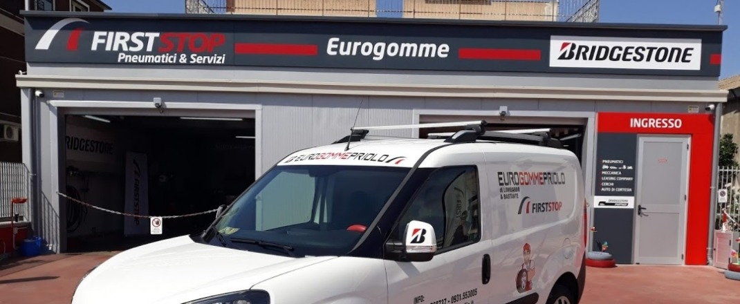 FIRST STOP EUROGOMME DI LOMBARDO - Our Story