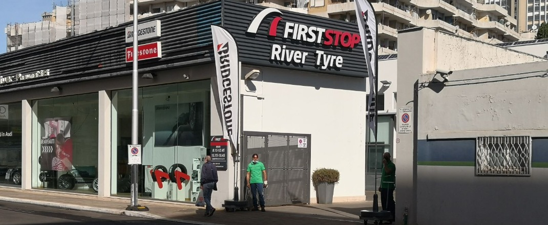 FIRST STOP RIVER - Our Story