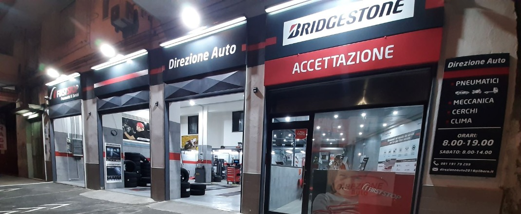FIRST STOP DIREZIONE AUTO - Our Story